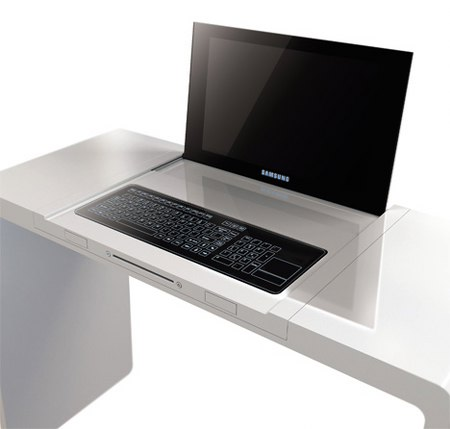 Hi Tech Desk hi tech desk - home design