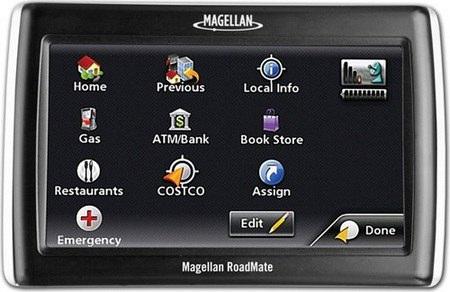 Magellan RoadMate 1475T
