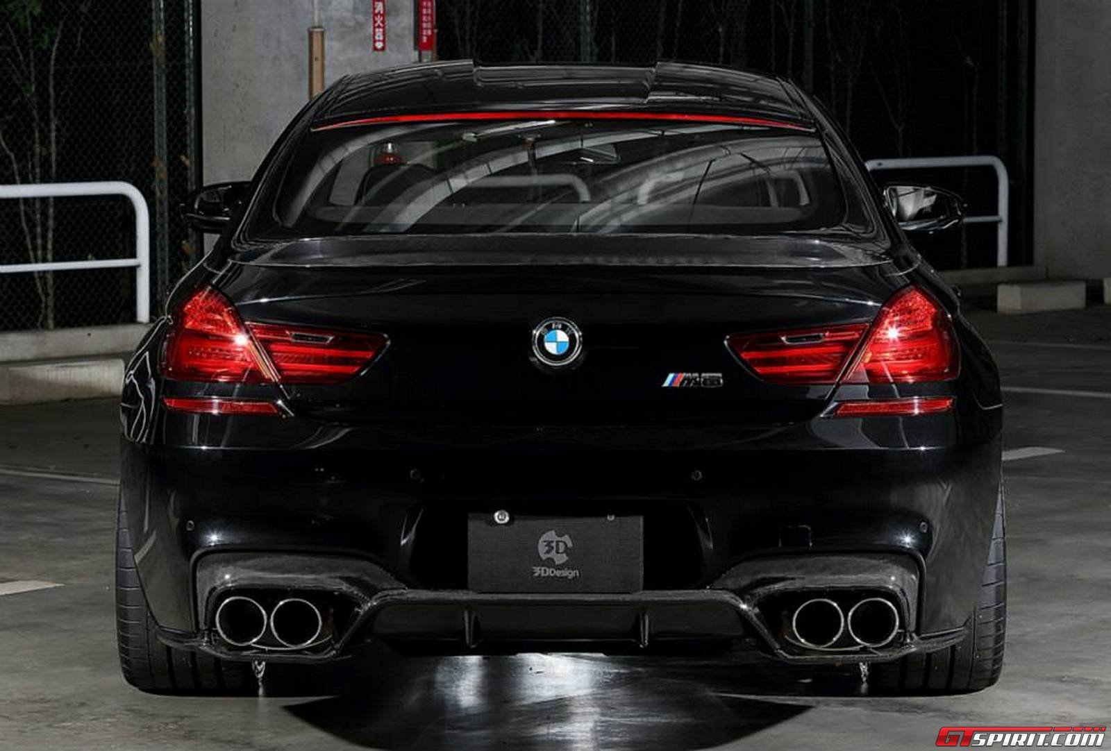 3d Design Bmw M6 Gran Coupe By Carozzeria Carbon 187 Every Tech