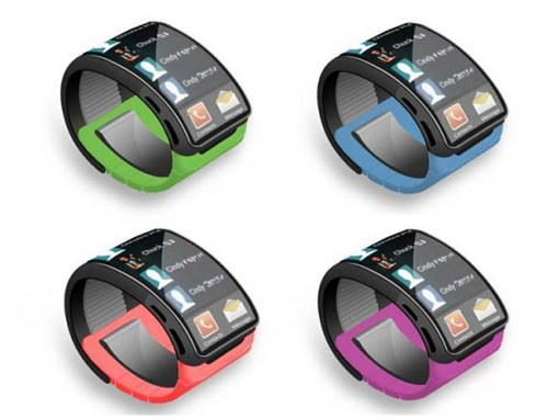 Samsung Galaxy Gear smartwatch