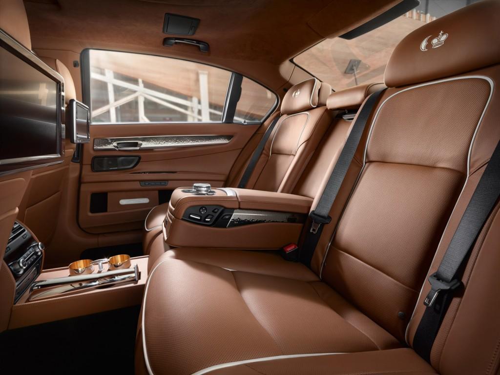 2014 BMW 7 Series Sterling By ROBBE BERKING
