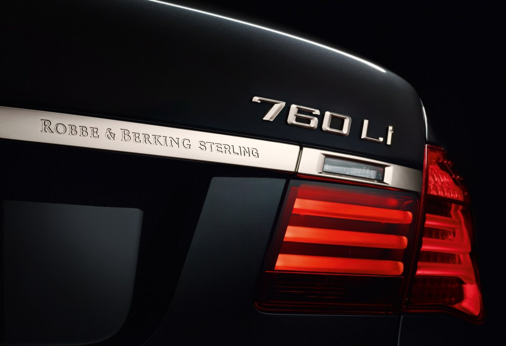 2014 BMW 7 Series Sterling By ROBBE BERKING