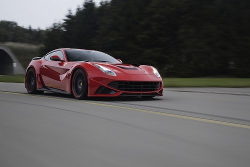 Ferrari F12berlinetta: NOVITEC ROSSO N-LARGO version by NOVITEC ROSSO