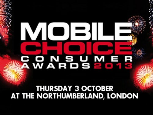 Mobile Choice Awards 2013