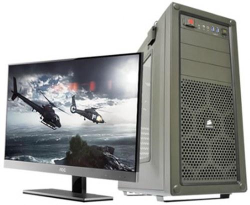 Ark's gaming PC CROYDON CY-IH4Z87A-Co Joyeuse-BF4