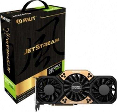 Palit Microsystems graphics card GeForce GTX 780 Ti JetStream