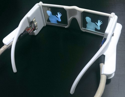stephen hicks smart glasses