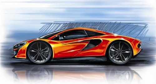 McLaren will release entry-level sports car P13