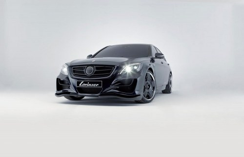 Mercedes-Benz 2014 S500 by Lorinser