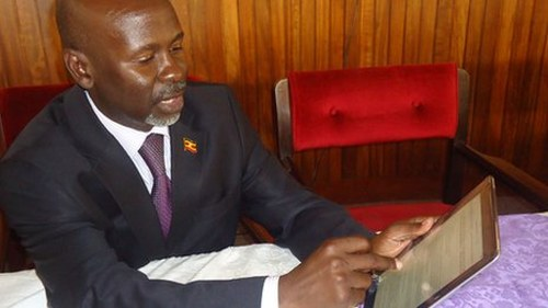Uganda's MPs get iPads