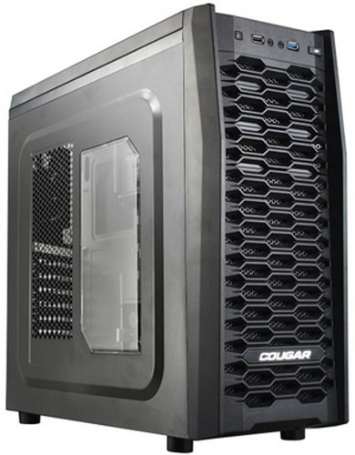 Cougar gaming PC case MX300