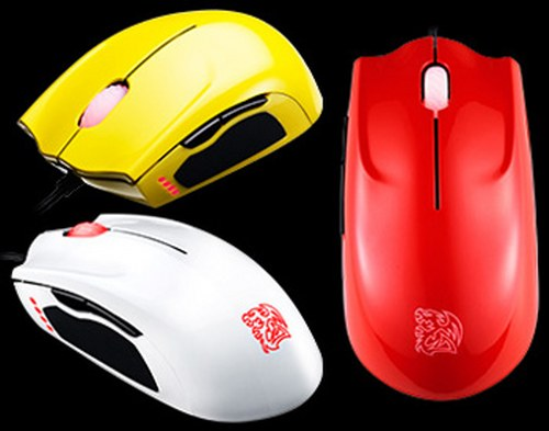 TT eSports gaming mouse SAPHIRA available in new colors