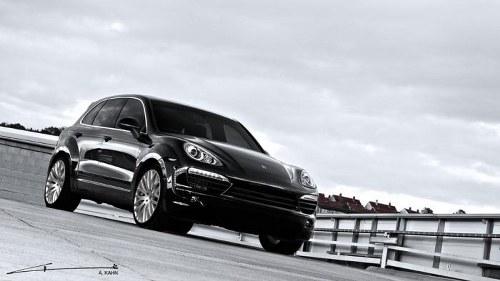 Porsche Cayenne 3.0 Diesel V6 Super Sport Wide Track