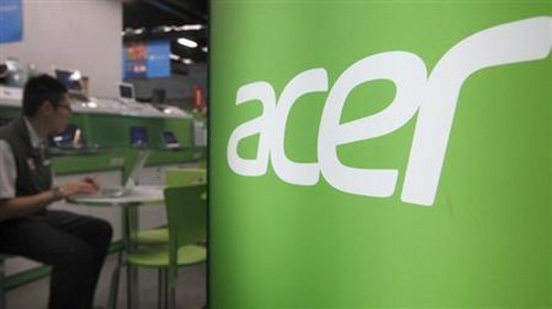 Acer founder becomes new chairman