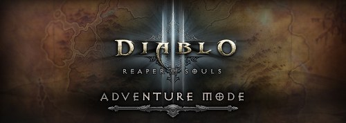 Blizzard announces Diablo III Reaper of Souls Adventure Mode