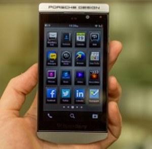 BlackBerry Z10 Porsche design