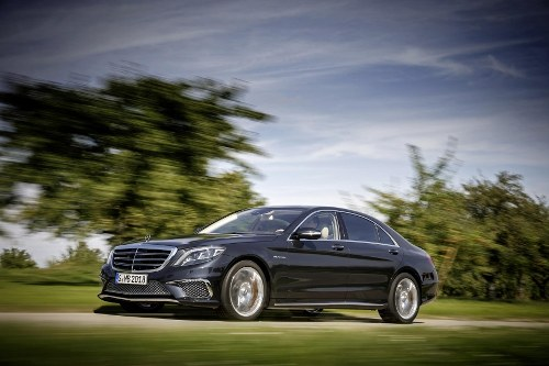 Mercedes-Benz S65 AMG Saloon