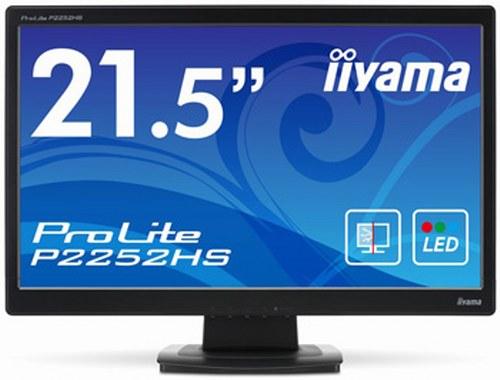 iiyama's new 21.5-inch Full HD ProLite P2252HS monitor