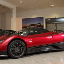 Amian Cars is selling four used Pagani Zondas