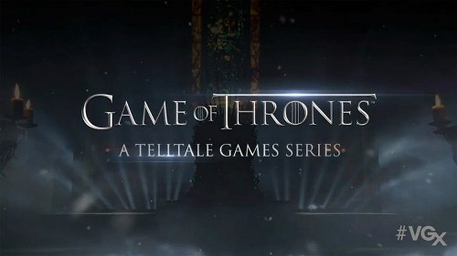 Game of Thrones game announced for 2014