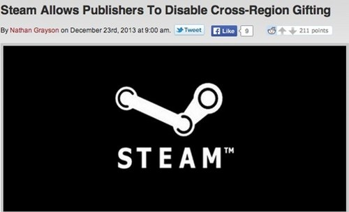 Valve makes new decision about regional pricing and censorship