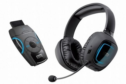 Creative Media gaming headset Sound Blaster Recon3D Omega Wireless r2