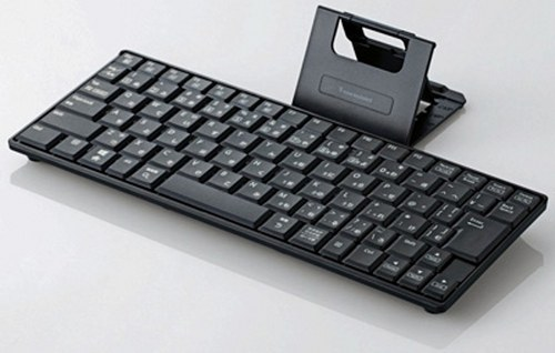 Elecom Bluetooth 3.0 keyboard TK-FBP069BK