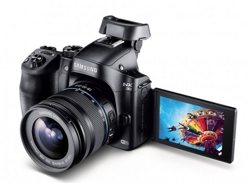Samsung introduces NX30 and Galaxy Camera 2 cameras